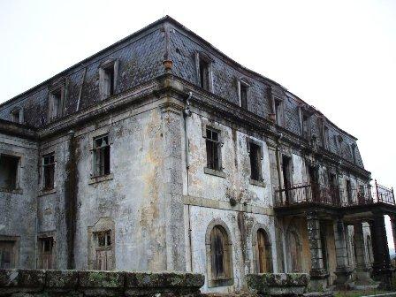A Casal do Passal, antiga residência de Aristides de Sousa Mendes.