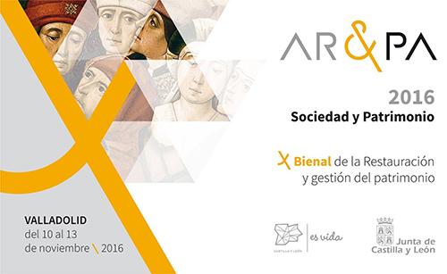 Bienal AR&PA 2016 - Bienal Ibérica do Património Cultural