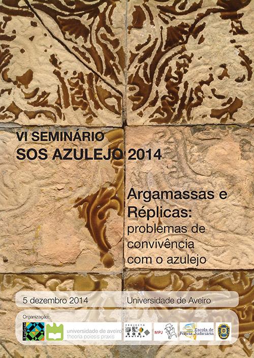 VI Seminário SOS Azulejo: