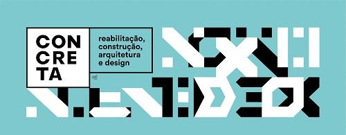 CONCRETA 2017 - Feira de Construção, Reabilitação, Arquitetura e Design