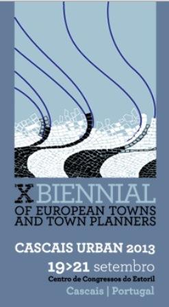 X Bienal das Cidades e dos Urbanistas da Europa