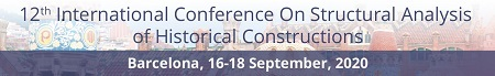 SAHC 2020 - International Conference on Structural Analysis of Historical Constructions
