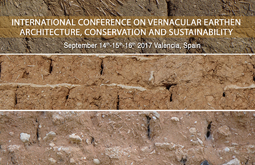 SOStierra2017 - International Conference on Vernacular Earthen Architecture, Conservation and Sustainability