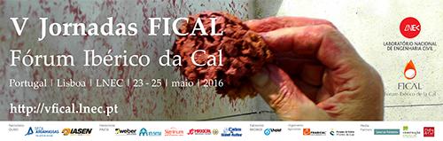 V Jornadas FICAL – Fórum Ibérico da Cal
